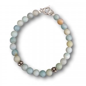 Bracelet - colorful amazonite PGBKA02-1