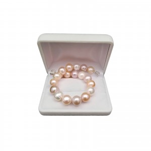 Round MIX pearl bracelet PB13MIX