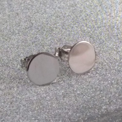 Silver earrings SK12M