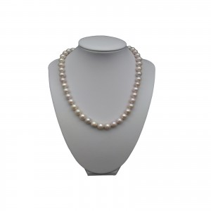Pearls - natural blue pink PNS02-C