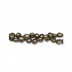 Pearls - corn golden green PE04